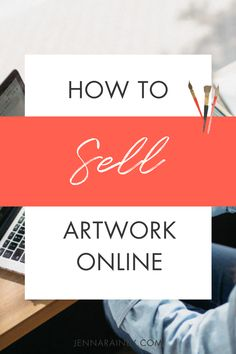 How to sell artwork online. Launching an online shop is no easy task. Unfortunately you can't just do the thing you love. Painting all day and designing new prints would be a dream, wouldn't it? Here's my tips to selling your art! Creating A Business Plan, Work From Home Business, Work From Home Tips, Creative Business, Business Tips, Online Business, Sell Artwork, Artwork Online, Virtual Assistant Jobs