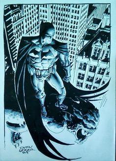 Batman by Dustin Weaver