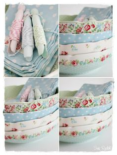 WELCOME TO INTERIOR WITH COLORS : GreenGate's beautiful salad bowls