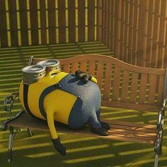Current mood #minion #minions