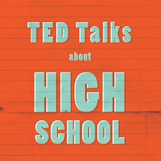 7 Amazing TED Talks Videos for High School Students Middle School Counseling, High School Classroom, Homeschool High School, English Classroom, School Counselor, High School Students, Teaching Strategies, Teaching Tips, High School English