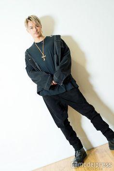 今市隆二(C)モデルプレス 3代目j Soul Brothers, Hi Babe, Bomber Jacket, It Cast, Winter Jackets, Mens Fashion, Workout, Image, Insight