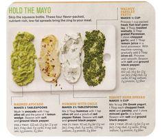 skip the mayo