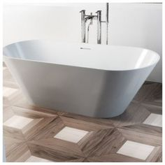 Clearwater Sontuoso Natural Stone Freestanding Bath