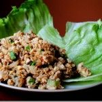 P.F. Chang's Lettuce Wraps – Remade! These were SO good- I used coconut aminos and sunbutter for paleo