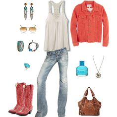 outfit, created by dawn-nelson-woytassek.polyvore.com
