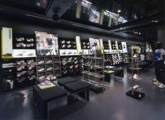 retail store, StartJG for adidas