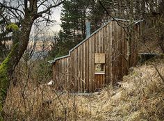 Tom's Hut is a tiny prefab timber cabin in the Austrian wilderness | Inhabitat - Sustainable Design Innovation, Eco Architecture, Green Building / The Green Life <3