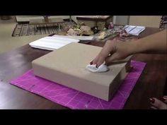 Caixa Livro - parte 1/2 - YouTube