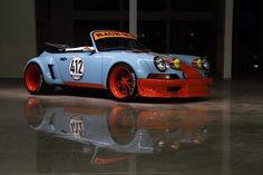 RWB Gulf Porsche