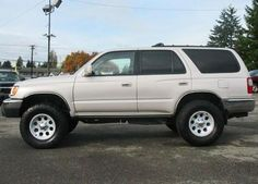 Cheap Toyota 4Runner SR5 V6 Sport '00 For Sale in Washington — $7995