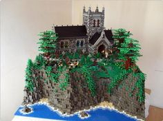 For Whom The Bell Tolls! | ReBrick | From LEGO Fan To LEGO Fan