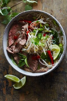 How To Make Homemade Vietnamese Pho: The Best Method and Recipe for Most Home Cooks. This beef pho recipe is a long process, but it's so worth it! This slow cooking and slow simmer soup is comfort food at it's finest. The step by step tutorial will ensure Slow Cooking, Asian Cooking, Cooking Recipes, Cooking Ribs, Cooking Pasta, Cooking Steak, Cooking Salmon, Cooking Games, Cooking Tools