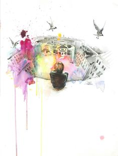 Lora Zombie's Sweet New Grunge Art Comes to NY - My Modern Metropolis