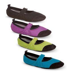 Womens Acorn® Tech Travel Mary Jane Slippers