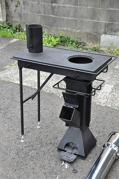 medidas rocket stove - Google Search