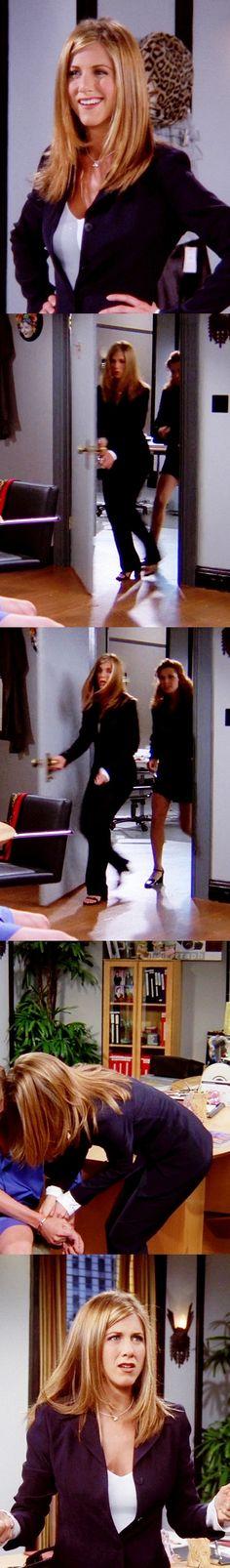 Rachel Green / Jennifer Aniston Rachel Green Style, Green Fashion, Jennifer Aniston, Friends, Clothes, Amigos, Outfits, Clothing, Kleding