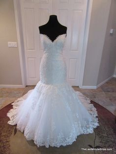 Trending Maggie Sottero Marianne MS Size New Un Altered Wedding Dresses
