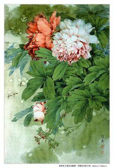Zou Chuan-an Chinese Art Painting