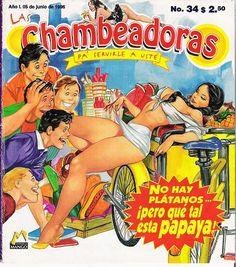 chambeadora1 by ~obazaldua Qué seria de los puestos de periodicos sin ...