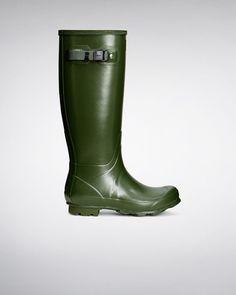 Estilo en la lluvia con las botas Hunter - 101Tacones