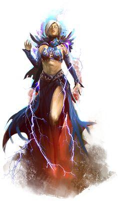 Elementalist | Guild Wars 2