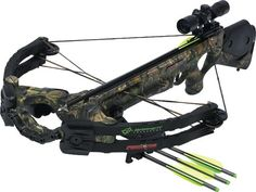 A Barnett Crossbow it looks awesome and how cool would it be to shoot arrows.