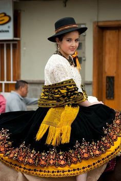 Chola Cuencana, strong and beautiful Photo by Gustavo Morejon -- National Geographic Your Shot