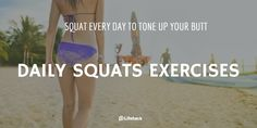 Getting Started: Squat Every Day to Tone up Your Butt