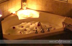 Bubble Bath with Candles | Bubble Bath! Make sure you SET THE MOOD first! Relaxing music, candles ...