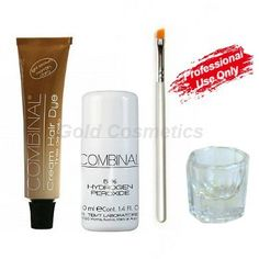 Special Offers - Cheap Combinal Professional Tint Kit: Light-Brown Cream Hair Dye 5% Developer Tinting Brush Glass Mixing Dish from Austria - In stock & Free Shipping. You can save more money! Check It (November 23 2016 at 02:20AM) >> http://beautymakeup4me.com/cheap-combinal-professional-tint-kit-light-brown-cream-hair-dye-5-developer-tinting-brush-glass-mixing-dish-from-austria/
