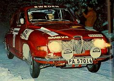Saab 96 - S. Koenigsegg, Rally Car, Volvo, Cars And Motorcycles, Cool Cars, Sweden, Antique Cars, Classic Cars, Monster Trucks