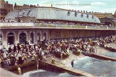 Ramsgate Pavilion and Beach