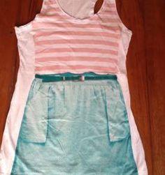 Camiseta ou vestido?