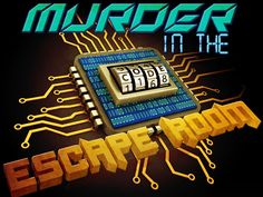 Space Mystery Murder in the Escape Room - This murder mystery party game is set in an escape room for players. Mystery Dinner Party, Mystery Parties, Escape Room Diy, Escape Room Puzzles, Thing 1, Murder Mysteries, Party Games, Spy Party, Wishing Well
