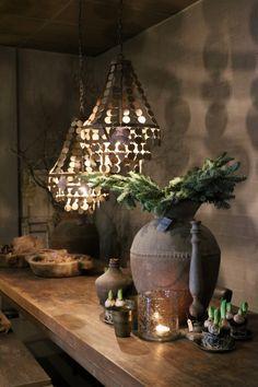 Het zijn weer de gezellige donkere dagen voor kerst!!! #hoffz #sfeer #living #styling