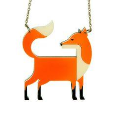 Fox Necklace das wäre meine!