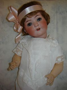 Antique Heubach Toddler Doll