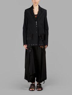 DAMIR DOMA DAMIR DOMA WOMEN'S BLACK JACKET. #damirdoma #cloth #jackets