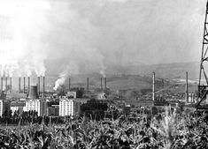 Siemens-Martin Stahlwerk 1960