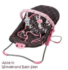 Alice in Wonderland Nursery Theme UGH if I didn't already have one!!!  I have this print on her car seat travel system though woo hoo!