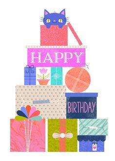 Lizzy Doyle - Happy-Birthday-Card