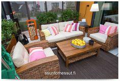 Oranssi Ltd Edition Fleimio Trolley Vantaan asuntomessuilla kesäkuu 2015