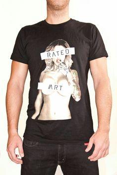 Rude girl shirt. 35.00$