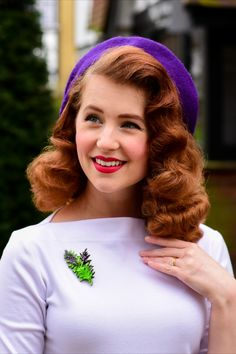 Anzac Day, Lest We Forget, Victoria S, Retro Fashion, Pin Up, Dreadlocks, Hair Styles, How To Wear, Beauty
