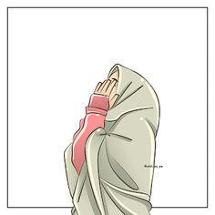 contoh karakter kartun hijab yang unik dan menarik - my ely Anime Muslim, Muslim Hijab, Cartoon Pics, Girl Cartoon, Flower Backgrounds, Wallpaper Backgrounds, Muslim Pictures, Hijab Drawing, Cute Muslim Couples