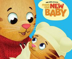Daniel Tiger is Getting a Baby Sister!