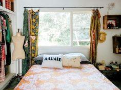 Casinha colorida: Uma casa: vintage, boêmia e arejada na Austrália
