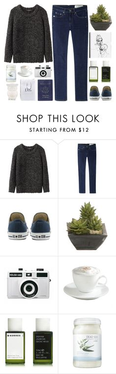 """""""♛; I wanna hide the truth I wanna shelter you, but with the beast inside there's nowhere we can hide"""" by pure-and-valuable ❤ liked on Polyvore featuring Isabel Marant, rag & bone/JEAN, Converse, Lux-Art Silks, Passport, Holga, Sur La Table, Korres, Ahava and women's clothing"""
