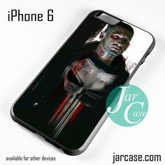Frank Castle aka The Punisher as Jon Bernthal - Z Phone case for iPhone 6 and other iPhone devices